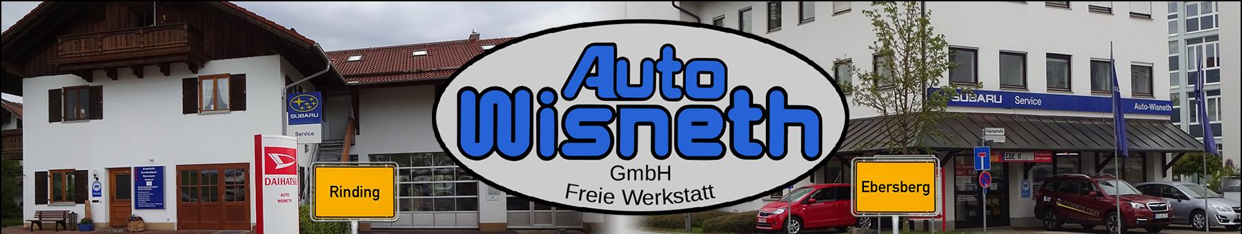 Logo von Auto Wisneth GmbH